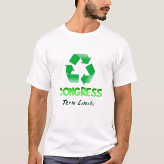 Recycle Congress Shirt