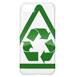 Recycle Green Eco Friendly Save Earth Cover For iPhone 5C
