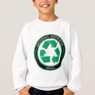 Recycle Israel Sweatshirt