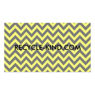 Recycle-Kind Pay it Forward Cards Pack Of Standard Business Cards