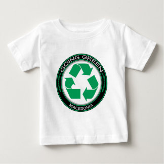 Recycle Macedonia Baby T-Shirt