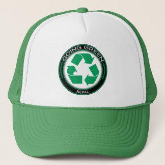 Recycle Nepal Trucker Hat