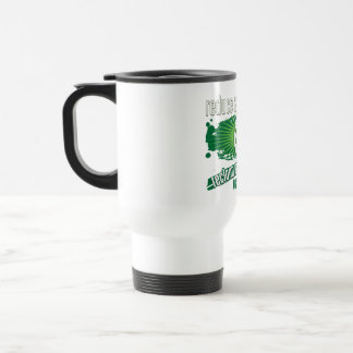 Recycle Orlando Travel Mug