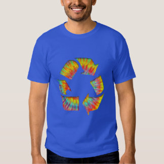 Recycle -Tie-Dye II T Shirts
