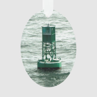 Red and Green Sea Buoys