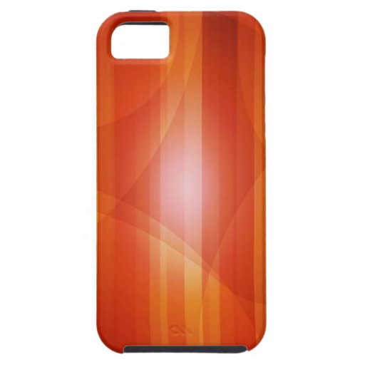 Red and Orange iPhone 5 Cases