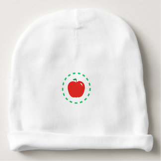 Red Apple Baby Beanie