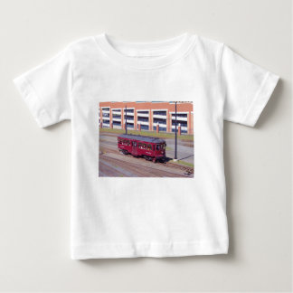 Red Arrow Lines Brill Car #76 Baby T-Shirt
