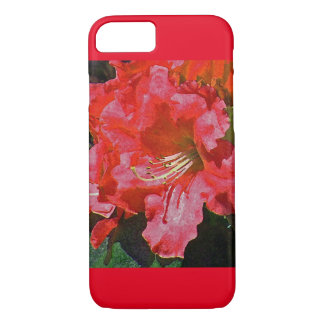 Red Azalea iPhone 7 Case