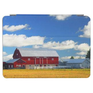 Red Barn iPad Air Cover