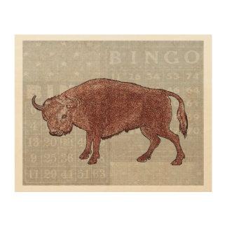 Red Bull Bingo Game Room Vintage Art