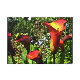 Red Calla Lilies iCase for iPad iPad Mini Cover