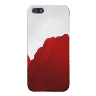 Red Canna Dreams of Australia Case For The iPhone 5