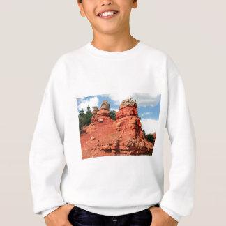 Red Canyon, Utah, USA Sweatshirt