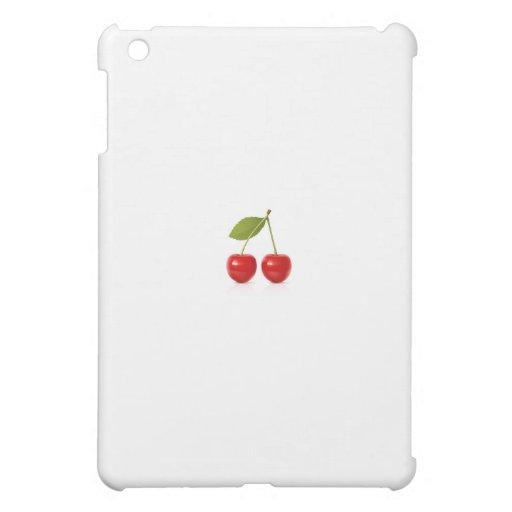Red Cherries iPad Mini Cases