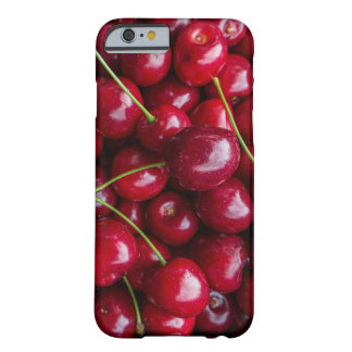 Red Cherry Case Barely There iPhone 6 Case