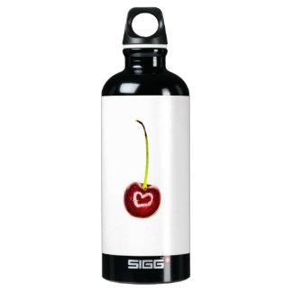 Red Cherry Liberty Bottle SIGG Traveller 0.6L Water Bottle