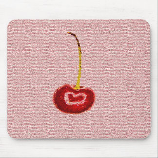 Red Cherry Mousepad