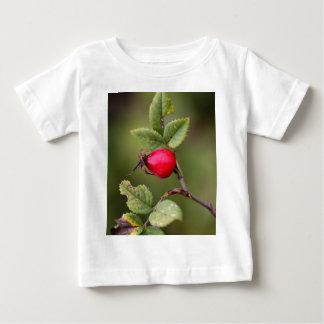 Red Dog Rose Fruit Baby T-Shirt