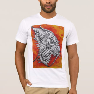 Red Dragon clothing by Dana Tyrrell T-Shirt
