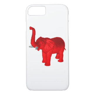 Red Elephant iPhone 8/7 Case