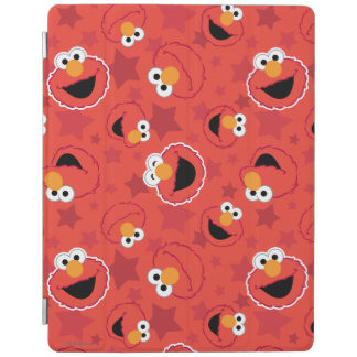 Red Elmo Faces Pattern iPad Smart Cover