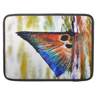 red fish tailing macbook sleeve for the fisherman