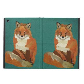 Red Fox  Case iPad Air Cover