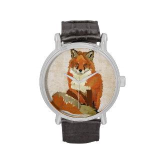 Red Fox Watch
