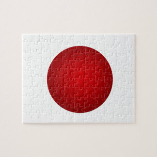 Red Golf Ball Jigsaw Puzzle