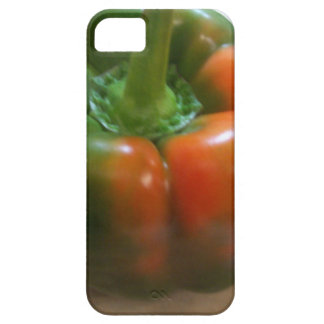 Red & Green Pepper Case For The iPhone 5