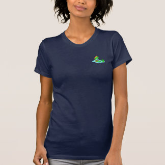 Red-headed Sea Serpent T-Shirt