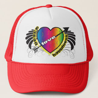 Red Heart of Love Hat