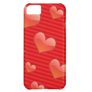 Red Hearts for I phone case