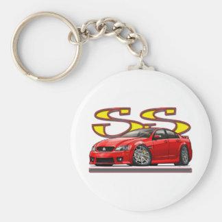 Red_Holden_V8.png Key Ring
