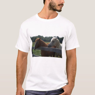 Red Horse, White Horse T-Shirt