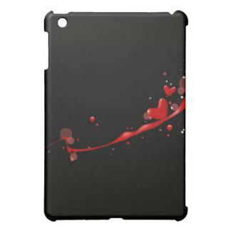 red iPad mini cover