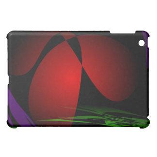 Red Iris Art iPad Mini Case