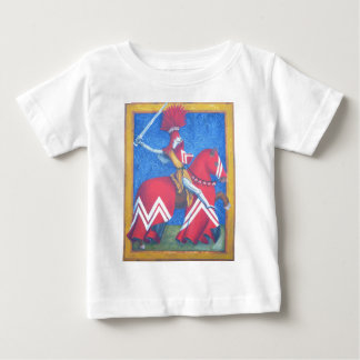 Red Knight Baby T-Shirt