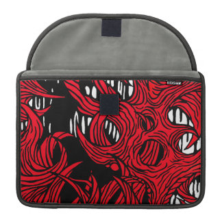 red macbook pro sleeve