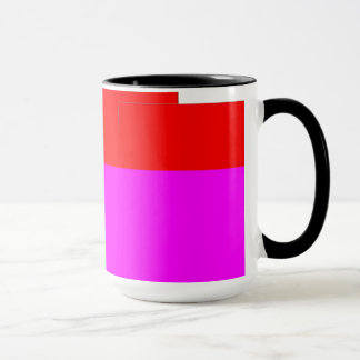 Red/Magenta Mug