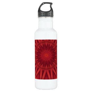 Red Mandala 710 Ml Water Bottle