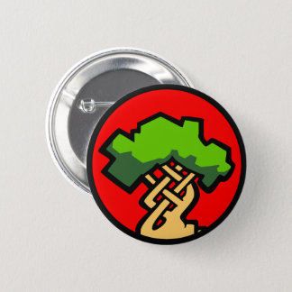 Red Mantle Small Logo Badge