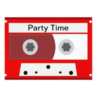 273 cassette tape invitations cassette tape announcements invites