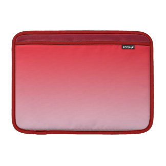Red Ombre Sleeve For MacBook Air