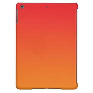 Red & Orange Ombre iPad Air Cases