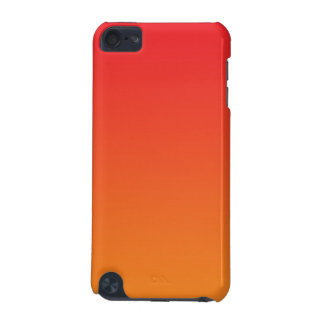 Red & Orange Ombre iPod Touch 5G Cover