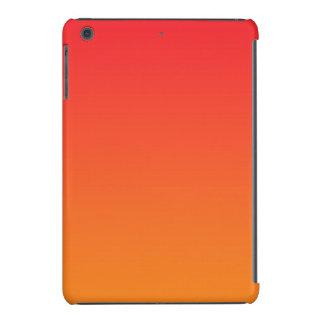 Red & Orange Ombre iPad Mini Cover