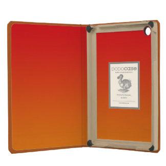 Red & Orange Ombre iPad Mini Retina Case
