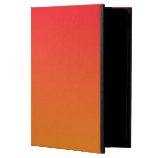 Red & Orange Ombre Case For iPad Air